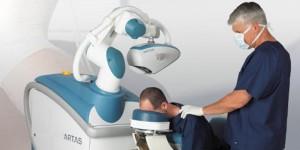 microinjerto robot Artas Valencia