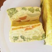 Budin verduras Pronokal